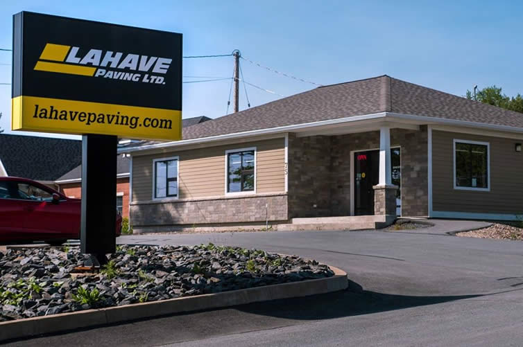 LaHave Paving Main Office